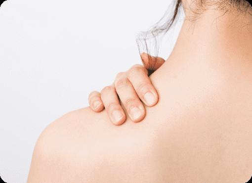 肩関節の痛み 四十肩・五十肩