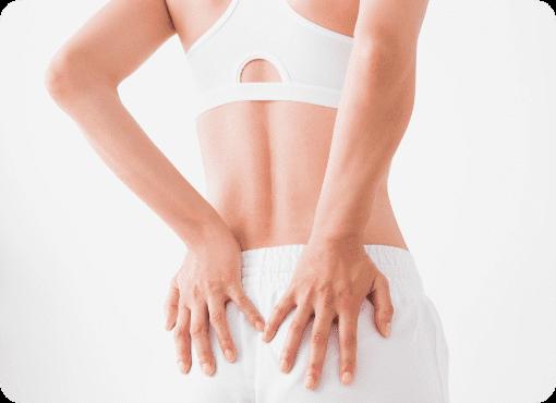 腰の痛み 股関節の痛み・違和感